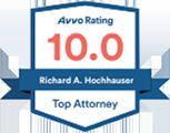 10.0 Avvo Rating